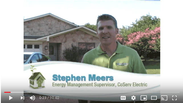 Mr. Meers from CoServ
